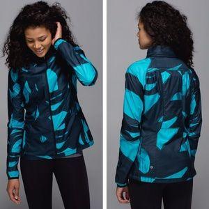Lululemon Back Pack It Full Zip Hooded Jacket